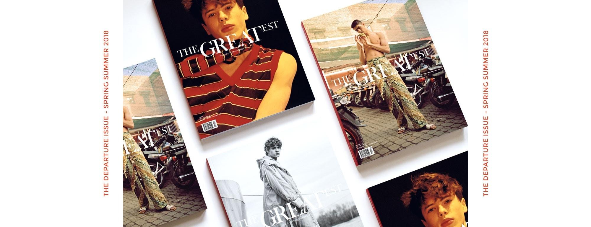 the greatest magazine